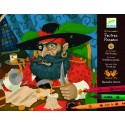 Feutres pinceaux - Art au numéro - Pirates