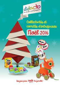 Catalogue Didacto - Collectivité et CE - Noel 2016