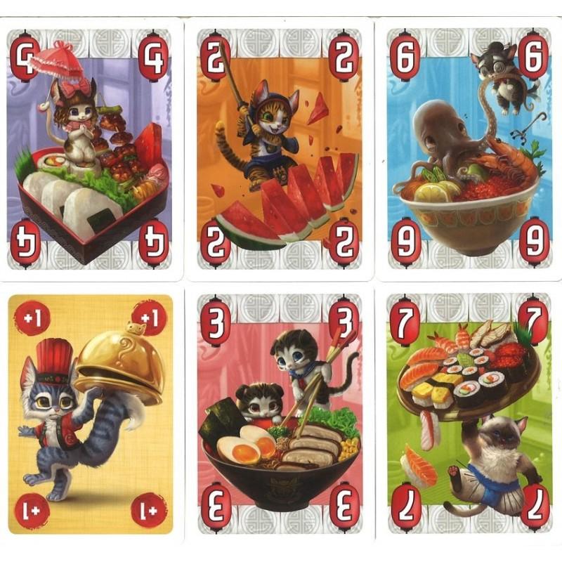 Wa Chat Bi - jeu de cartes Swan Panasia Games Iello