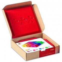 Cubes à connecter - cartes d'activités