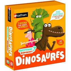 Questions Réponses - Dinosaures