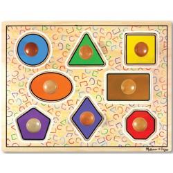 Encastrement des formes géométriques