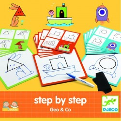 Step by step Géo & co