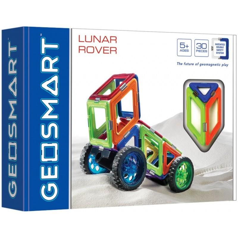 g osmart lunar rover jeu de construction aimant g osmart. Black Bedroom Furniture Sets. Home Design Ideas