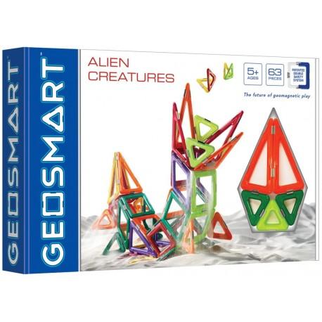 Géosmart Alien Créatures