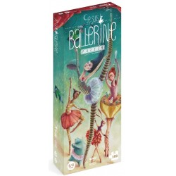 Puzzle Je suis Ballerine