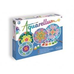 Aquarellum - Mandalas animaux