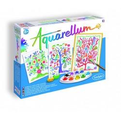 Aquarellum - Arbres de vie