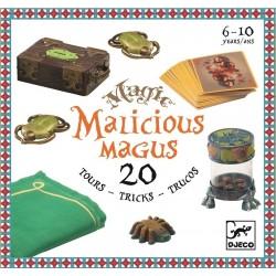Magic Malicious Magus