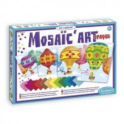 Mosaïc'Art Opaque Montgolfières