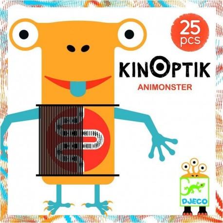 Kinoptik - Animonster