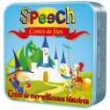 Speech contes de fées
