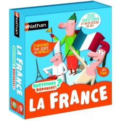 Questions Réponses - La France