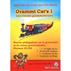 Grammi Cat's I, dossier pédagogique Cycle 3