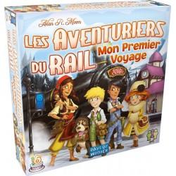 Les Aventuriers du Rail, mon premier voyage Europe