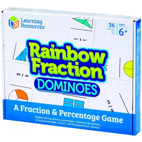 Domino des fractions