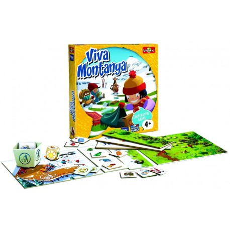 Viva Montanya Bioviva jeu coopération 4 ans