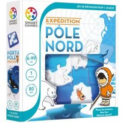 Expédition pôle nord