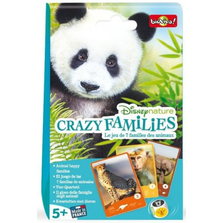 Disney nature - Crazy Families