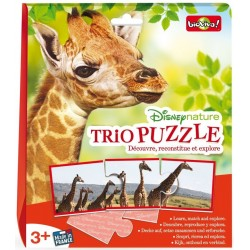 Disney nature - Trio Puzzle
