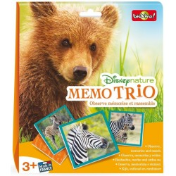 Disney nature - Memo Trio