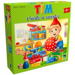 Tim t'aide à ranger