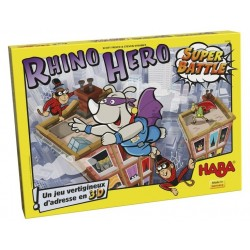 Rhino Héro Super Battle