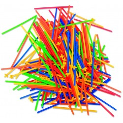 Straws (240 pièces)