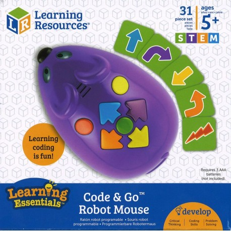 Robot souris - Code & Go