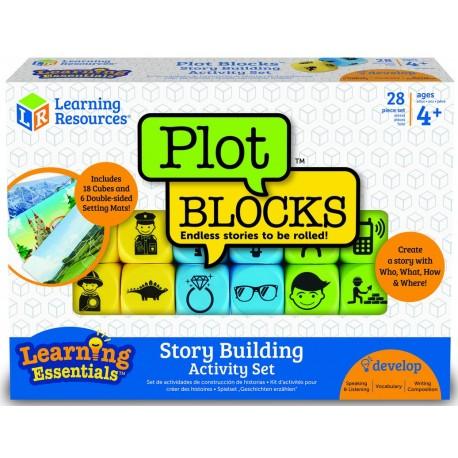 Plot Blocks - Kit d'activités pour créer des histoires