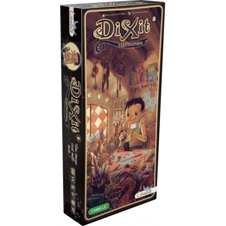 Dixit 8 - Harmonies