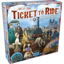 Ticket to ride France - Les Aventuriers du Rail
