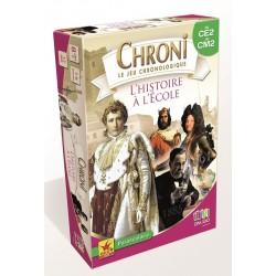 Chronicards, l'histoire à l'école primaire