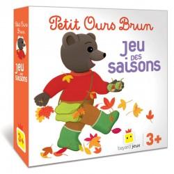 Jeu des saisons de Petit Ours Brun