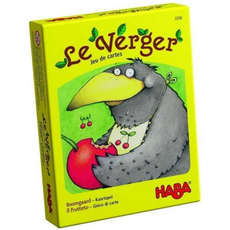 Le verger - jeu de cartes