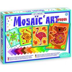 Mosaïc'Art Opaque - Art Arborigène