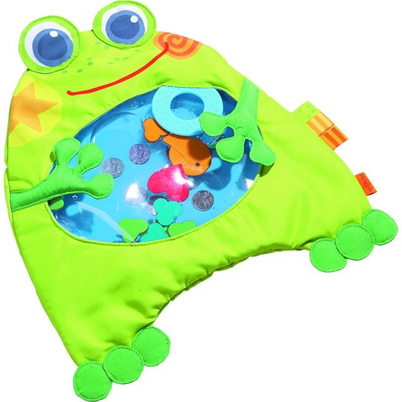 Tapis D éveil Original : tapis d 39 veil petite grenouille tapis d 39 veil haba original et bien pens dans lequel on ~ Teatrodelosmanantiales.com Idées de Décoration