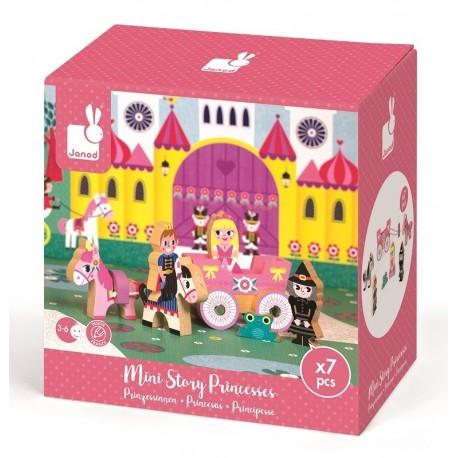 Mini-Story Princesses