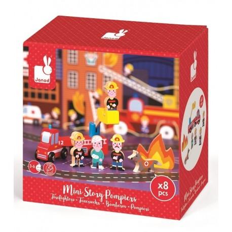 Mini-Story Pompiers
