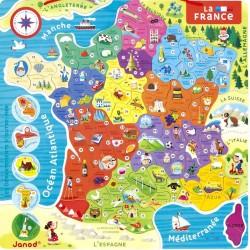 Puzzle magnétique France