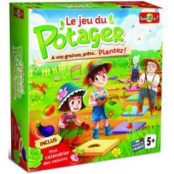 Le jeu du potager