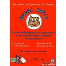 Grammi Cat's II, dossier pédagogique Cycle 3