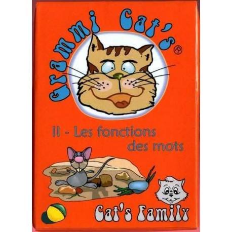 Grammi Cat's II - les fonctions des mots