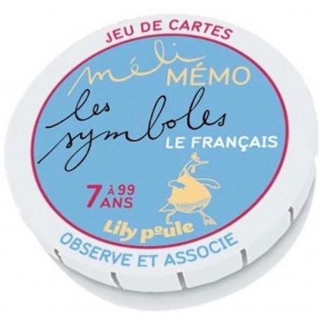 Méli Mémo - Les symboles - Le français
