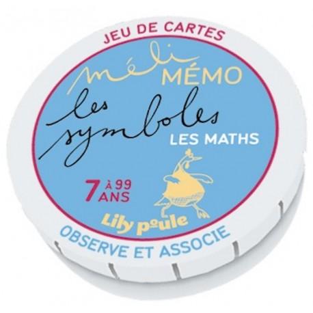 Méli Mémo - Les symboles - Les maths