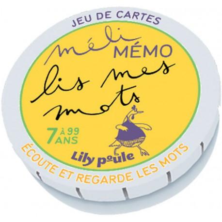 Méli Mémo - Lis mes mots