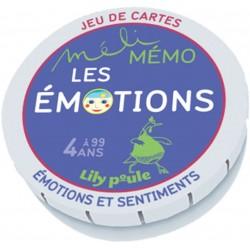 Meli Mémo des émotions