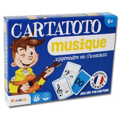 Cartatoto Musique