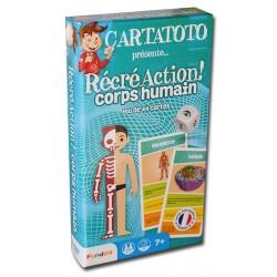 Récré'action - Corps humain