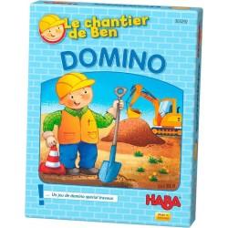 Domino - Le chantier de Ben